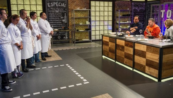 Top Chef primer episodio