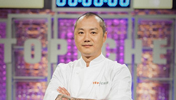 Hung Fai, tercer programa de Top Chef