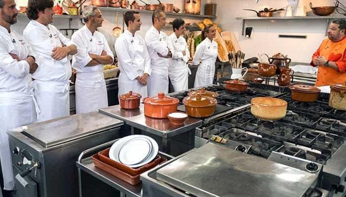Noveno episodio de Top Chef, destacada