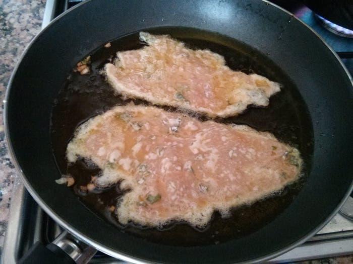Pechugas de pollo rebozadas, como las hacían nuestras abuelas