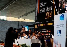 Ponencia en Madrid fusion 2014