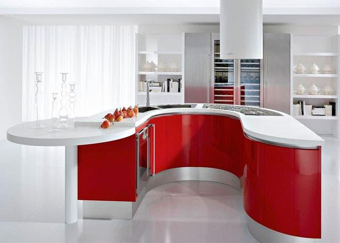 Qu es el tri ngulo de trabajo de nuestra cocina - Planificar una cocina ...