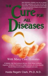 Portada libro La cura de todas las enfermedades