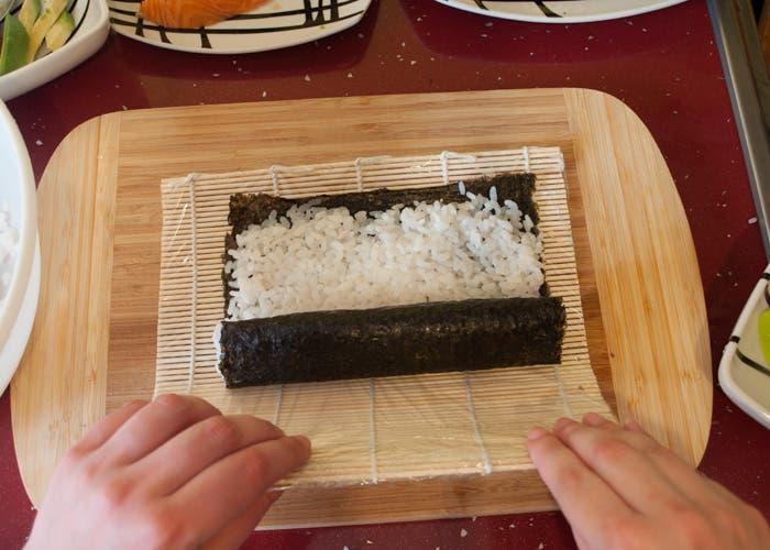 Receta de sushi, un placer de oriente en tu mesa