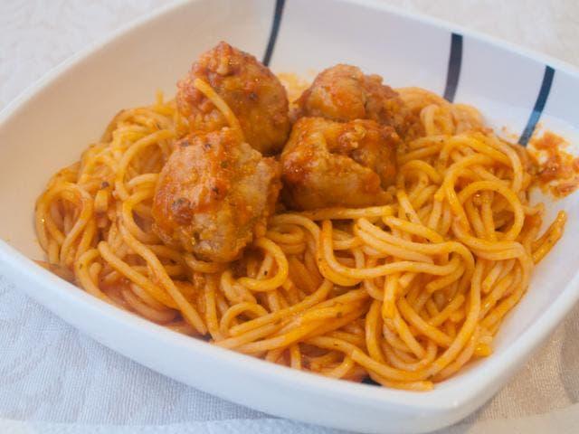 C mo cocinar espaguetis con alb ndigas for Como cocinar espagueti