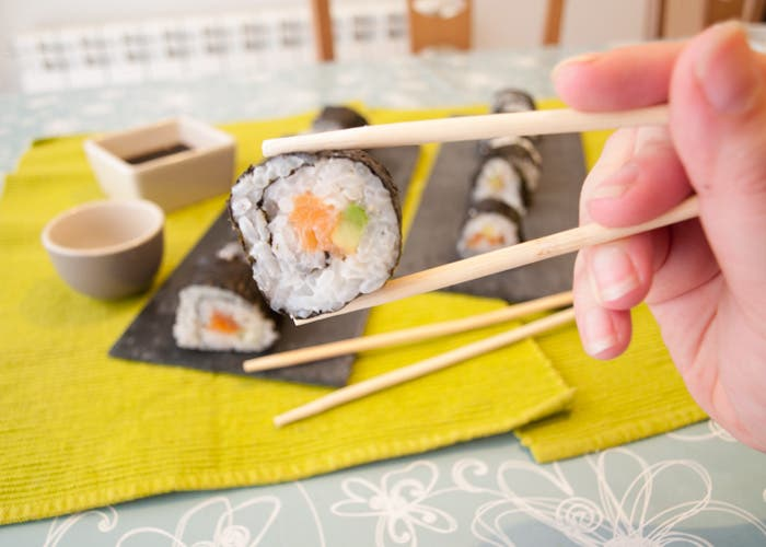 Presentación Sushi