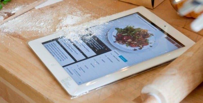 Accesorios cocina iPad