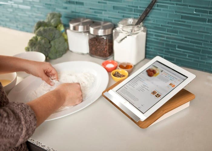 5 accesorios que har n que tu ipad te ayude a cocinar - Test pinche de cocina ...