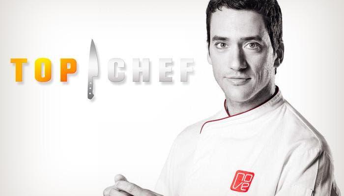 Retrato de Yayo Daporta nuevo juez en Top Chef