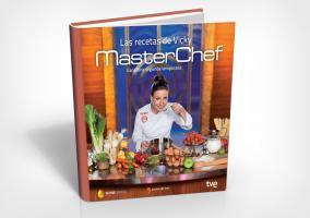 Libro de la segunda ganadora de Masterchef