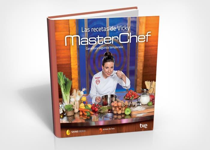 Recetas De Cocina Masterchef | Las Recetas De Vicky El Libro De Recetas De La Ganadora De Masterchef