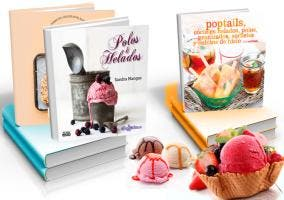 Libros de helados