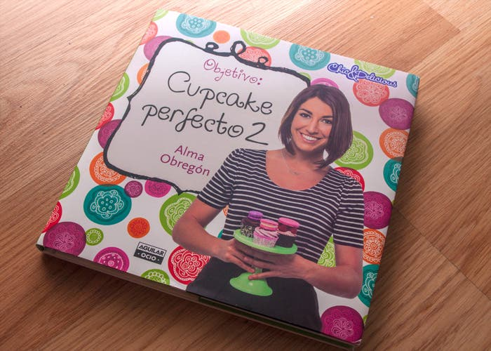 Libro Alma Obregón de cupcakes