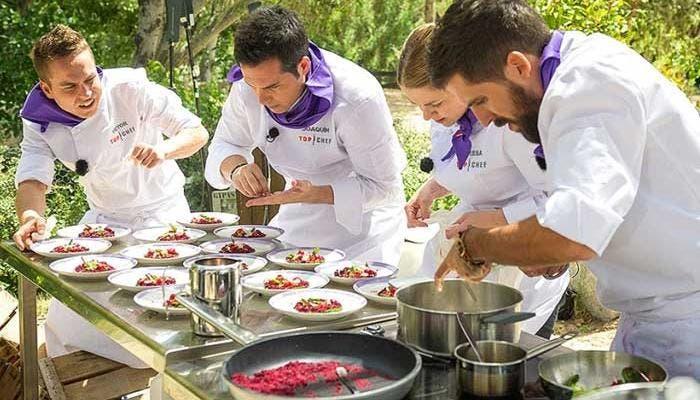 Segundo episodio top Chef de la segunda temporada