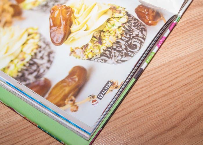 Detalle cupcakes perfecto Libro Alma Obregón