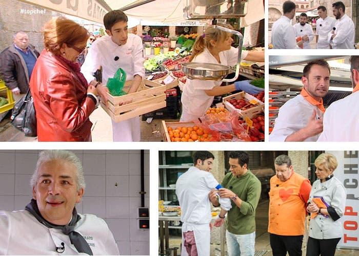 Momentos Top Chef en Galicia