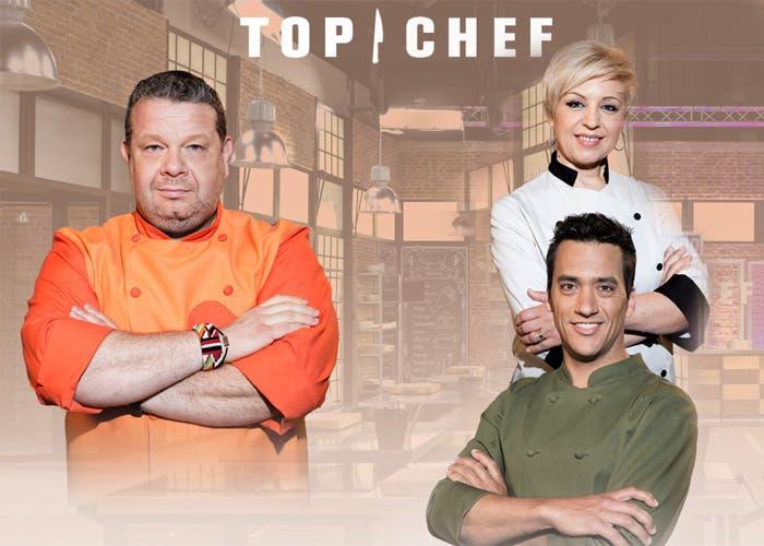 Jurado segunda temporada Top Chef