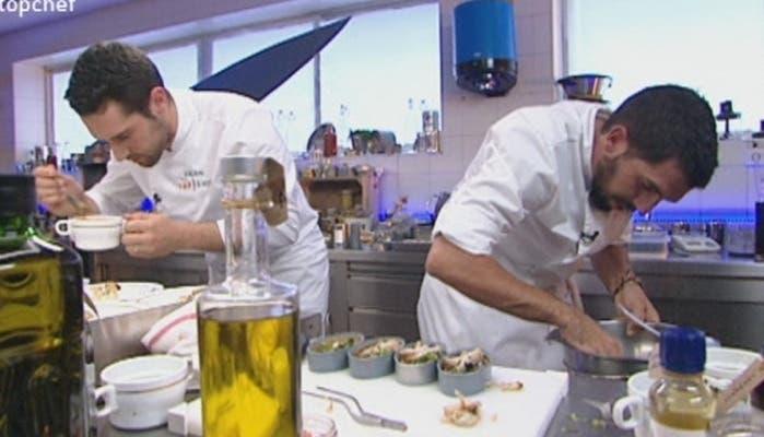 Imágenes episodio de Top Chef