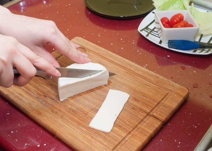 Prepara una cena rápida con esta receta de sandwich de lomo