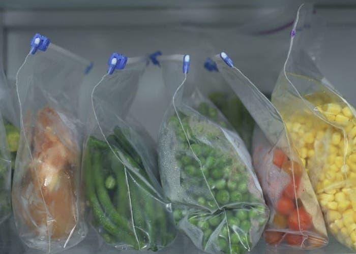Consejos para congelar verduras