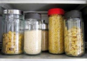 Consejos para conservar los alimentos secos