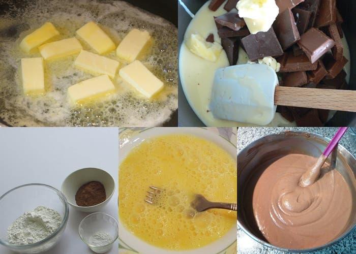 Cómo se hacen los cupcakes de chocolate