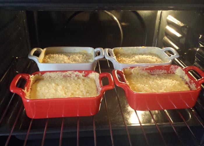 Degusta la receta de soufflé de queso un plato tradicionalmente francés