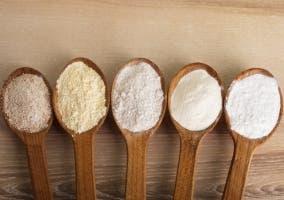 Conoces estos tipos de harina