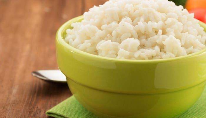 5 cocciones del arroz