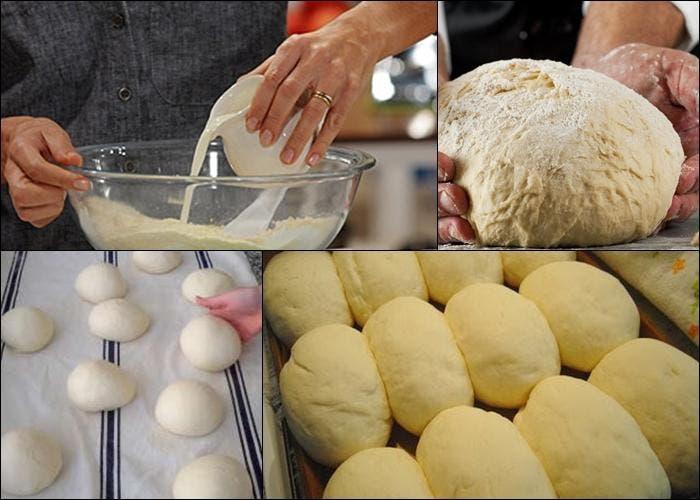 Receta de pan de viena casero