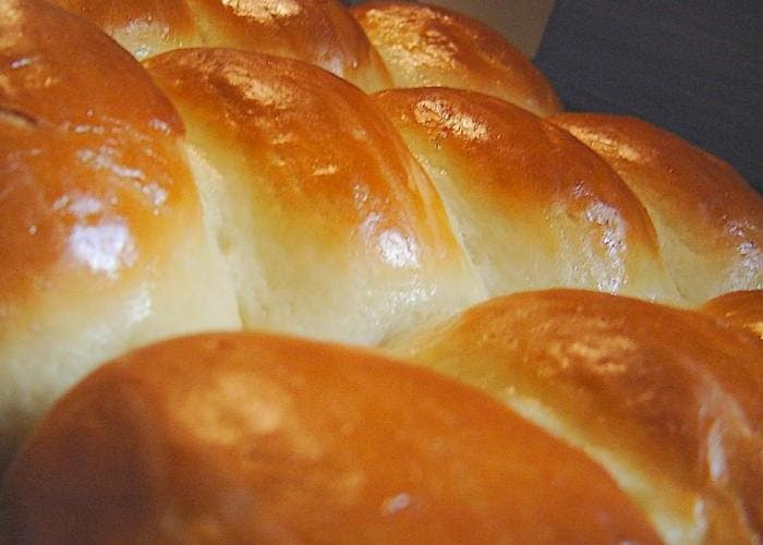 receta de pan de viena