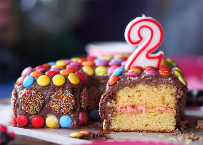 Pastel de cumplea os de 2 a os my blog - Cumpleanos dos anos ...
