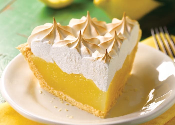 pie de limon merengue