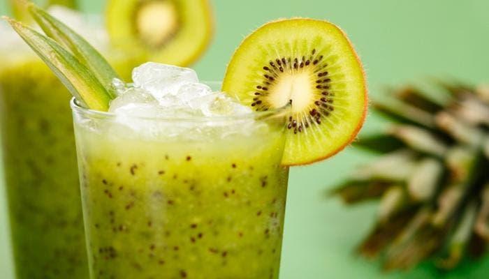 zumo de kiwi