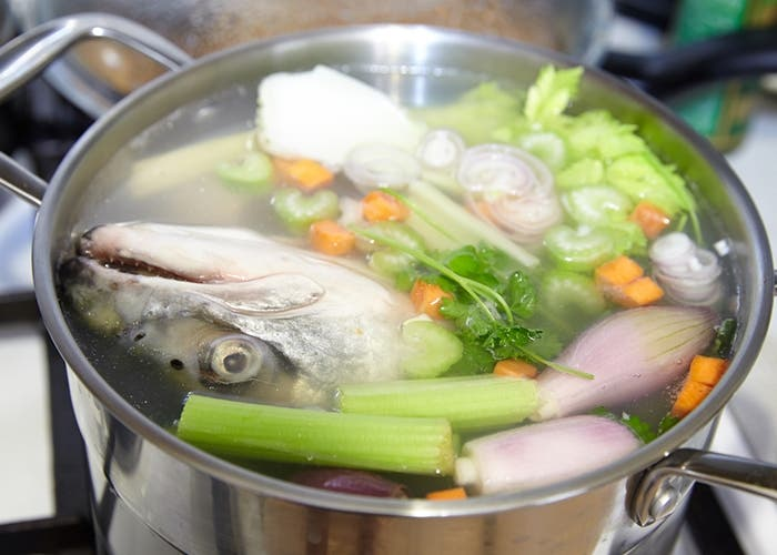 Resultado de imagen para fumet de pescado