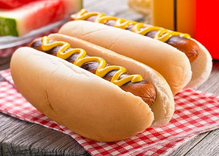 Pan para hot dogs