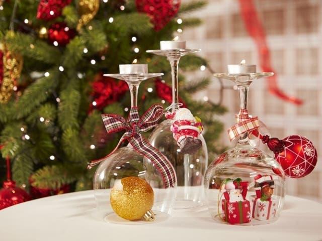 3 ideas para decorar la mesa navide a - Todo en decoracion para el hogar ...
