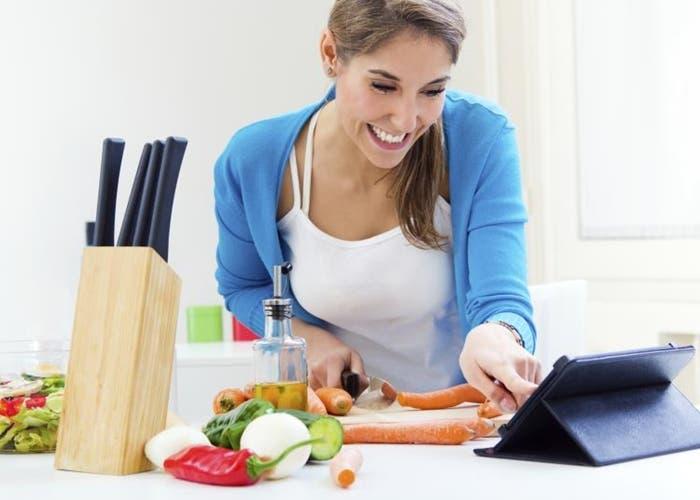 Cocinar para uno mismo
