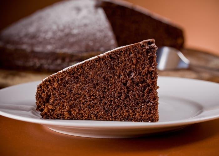 Bizcocho De Chocolate F Cil Y R Pido De Preparar