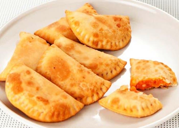 Receta de empanadillas de calabaza - Pure de patatas y calabaza ...