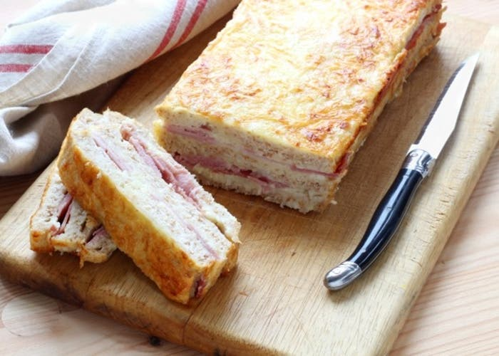 Sandwich Cake Thermomix