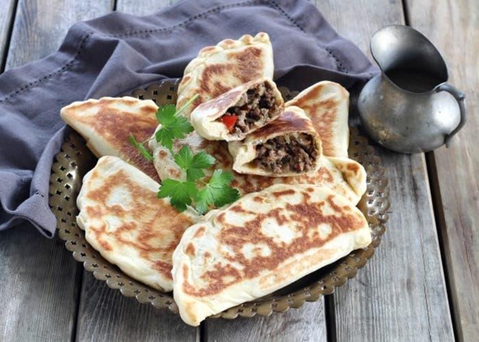 Empanadillas turcas