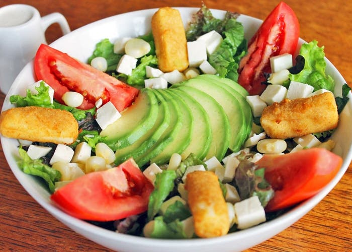 2 recetas de ensaladas con palta f ciles de preparar - Comidas saludables y faciles de preparar ...