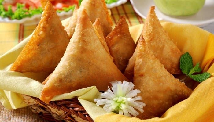 Empanadillas hindúes