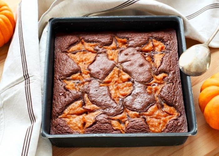 brownie-de-chocolate-y-calabaza