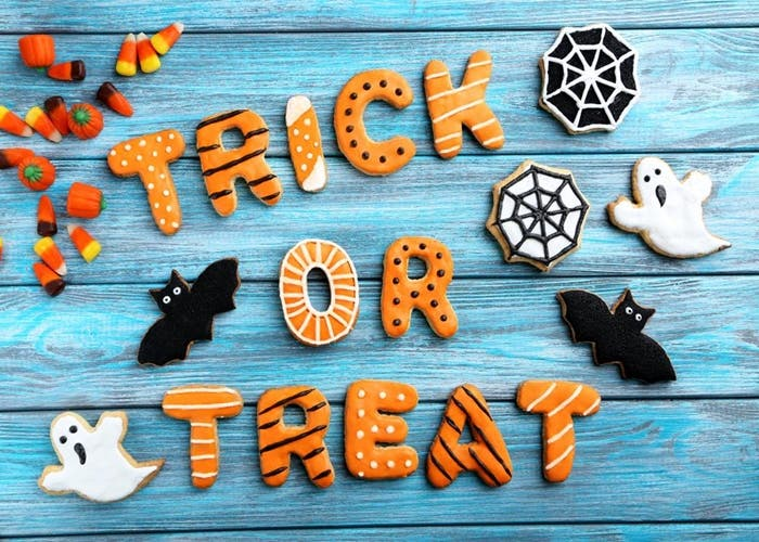 Galletas Decoradas Con Glasé Para Halloween Recetas Paso A Paso