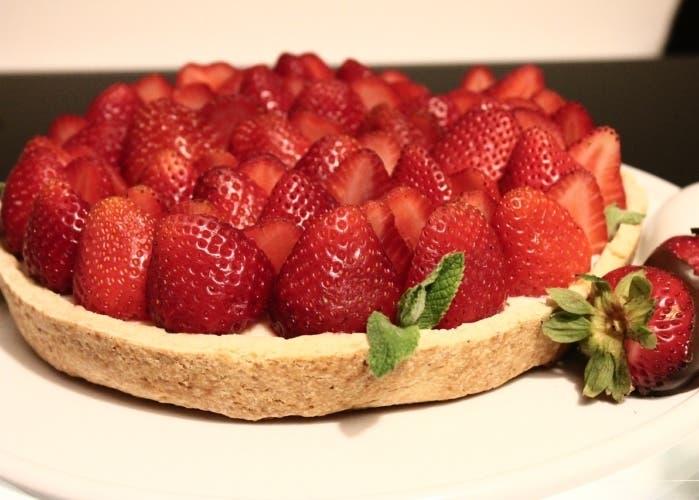 tarta-de-fresas-y-crema-pastelera