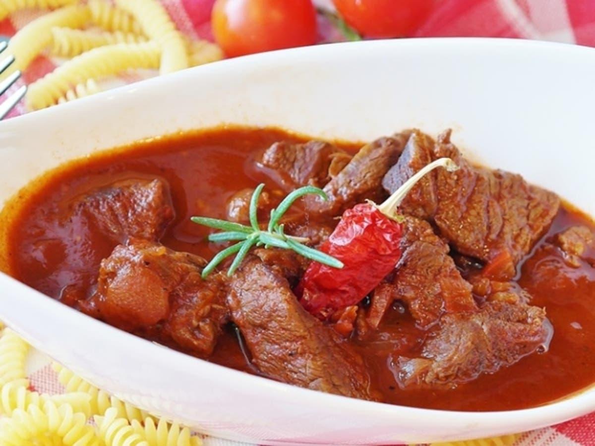 Carne De Res En Salsa Receta Paso A Paso