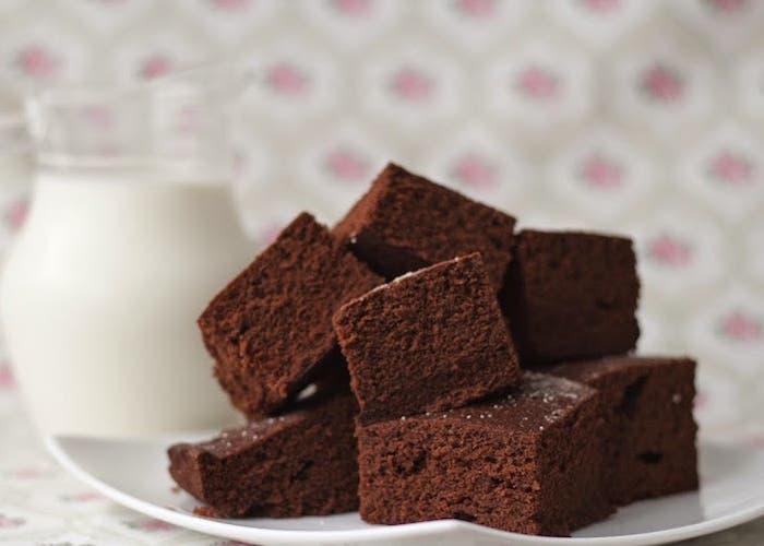 bizcocho d chocolate