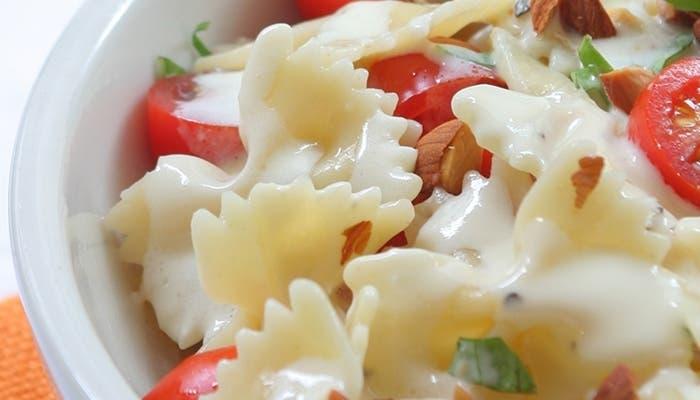 Ensalada de pasta fría